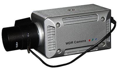 "QUESTEK -- QTC-109P: Camera thân 1/3"" Type ExView HAD SONY CCD II, 650 TVL"