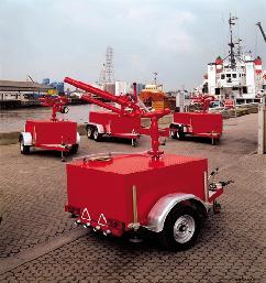 Xe chữa cháy mini TM 88XM