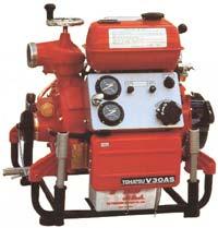 Fire Pump TOHATSU V30