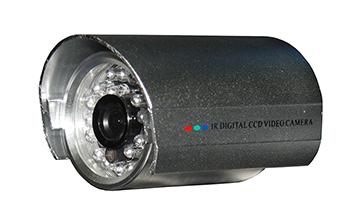 "QUESTEK -- QTC-205i: Camera thân hồng ngoại 1/4"" Super Exwave SONY CCD 450 TVL"