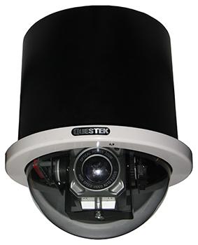 QUESTEK -- QTC 820: Camera Speed Dome, tốc độ trung bình, gắn trần