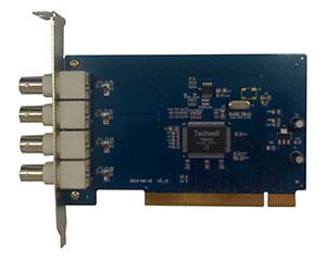 QUESTEK -- QTK-NV2000 Card ghi hình 4 kênh Video, chuẩn nén H.264