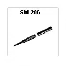 Công tắc từ ống hình đũa lắp cửa gỗ SM-206