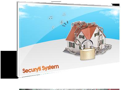 Báo trộm tự động - security system